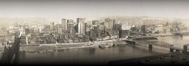 Pittsburgh circa 1920
